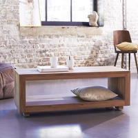 Anoa Teak Coffee Table 110x45