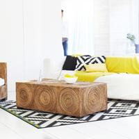 Moods Rattan Coffee Table 120x60
