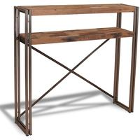 Brooklyn Industrial Tall Console Table