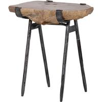 Rustic Fossil Table