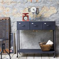 Industriel Metal Console 110