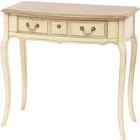 Florence Cream Birch Console Table