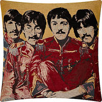 Andrew Martin Beatles Cushion