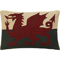 Hampton Welsh Dragon Cushion
