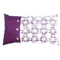 Dusty Flowers Long Cushion