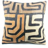 Kuba Cushion from Delve