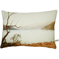 Blue Lake English Romantic cushion