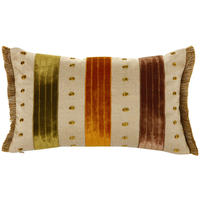 William Yeoward - Abruzzo Cushion - Olive/Ochre