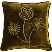William Yeoward - Albia Cushion - Olive