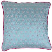 Pip Studio - Padded Star Cushion - Denim - 35x35cm