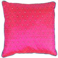 Pip Studio - Padded Star Cushion - Red - 35x35cm