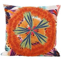 Missoni Home - Neda Embroidered Cushion - 159 - 40x40cm