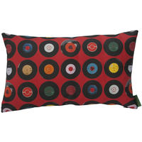 Ella Doran - Sevens Red Cushion - 30x50cm