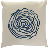 William Yeoward - Hortense French Navy Cushion