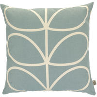 Orla Kiely - Linear Stem Cushion - Duck Egg