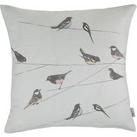 Louise Body Garden Birds Cushion Blue
