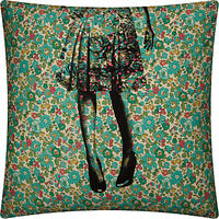 La Cerise Sur Le Gateau Alice Liberty Cushion