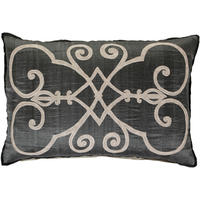 Day Birger Et Mikkelsen - Park Fence Cushion Cover - Un Black - 40 x 60cm