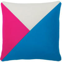 Technicolour Cushion. Glam rocks!