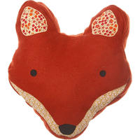 Paddy  & Angus the Fox Childrens Cushion with Inner