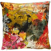 Laura Oakes - Mans World Cushion