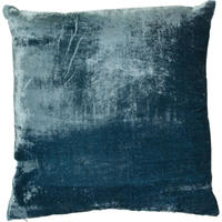 William Yeoward - Paddy Velvet Cushion - Turquoise