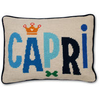 Jonathan Adler - Jet Set Capri Cushion