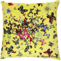 Christian Lacroix - Butterfly Parade Cushion - Safran