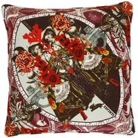 Christian Lacroix - Gemini Grenat Cushion