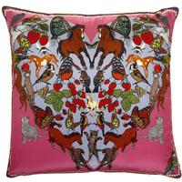 Silken Favours - I Love Everything Cushion - 90 x 90cm