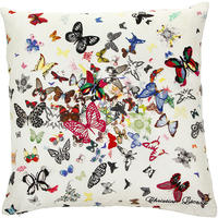 Christian Lacroix - Butterfly Parade Cushion - Opalin