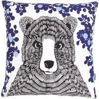 Mr Bear Cushion