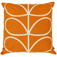 Orla Kiely - Linear Stem Cushion - Orange