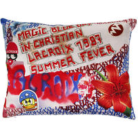 Christian Lacroix - Summer Fever Cobalt Cushion - 60 x 45cm