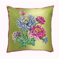 Designers Guild - Chaneti Cushion - Moss