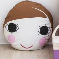 Children's Cushion Big Lulu