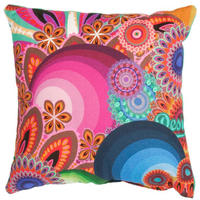 Desigual - Small Turquoise Cushion