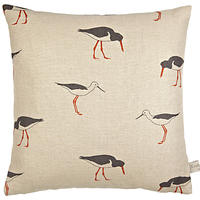 Emily Bond Oyster Catcher Cushion