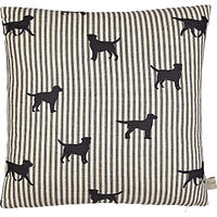 Emily Bond Labrador Cushion