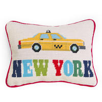 Jonathan Adler - Jet Set New York Cushion