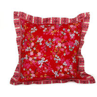 Pip Studio - Chinese Blossom Red Cushion - 45x45cm