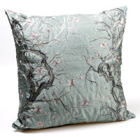 Silk Blossom Cushion