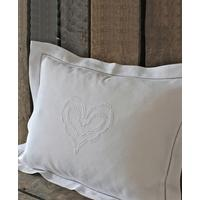 Scandi Embroidered Cushion