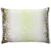 Designers Guild - Yuzen Cushion - Moss