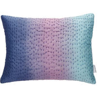 Designers Guild - Suzani Cushion - Cornflower