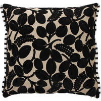 Designers Guild - Calaggio Cushion - Noir