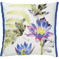 Designers Guild - Mokuren Cushion - Cobalt