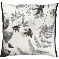 Designers Guild - Jindai Graphite Cushion - 60x60cm