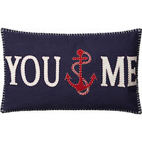 U Anchor Me Cushion