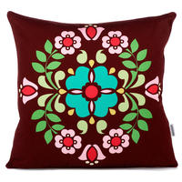 Cushion - Gypsy Maroon